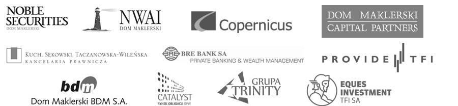 loga parnterów CorporateBonds.pl